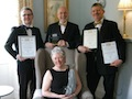 Scottish Hotel Awards 2013 for Kilmichael Country House Hotel