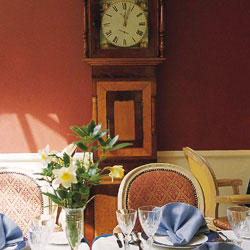 Kilmichael Country House Hotel dining