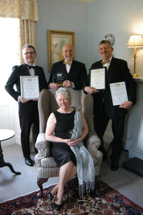 Scottish Hotel Awards - Say cheese(es)! - larger image