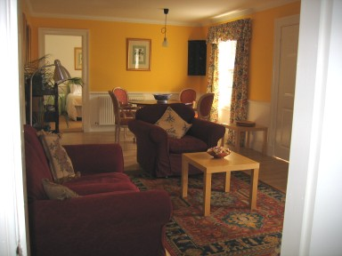 Wren Cottage - Sitting room - larger image