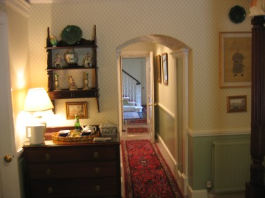 The Forest Room - Entrance - larger image