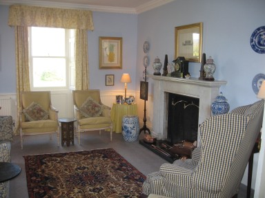 The Main House - The Blue Drawing Room - larger image