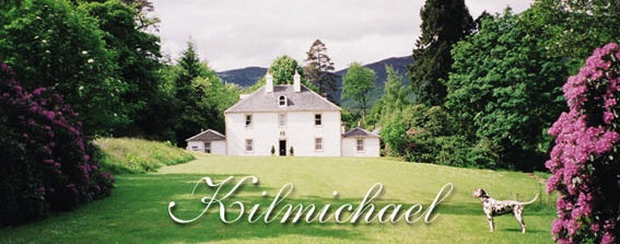 Kilmichael - Island Luxury Hotel of the Year 2013