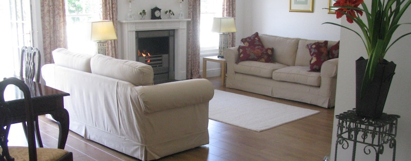 Arran Luxury Cottages - comfortable interior